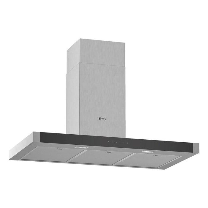 Neff N50 T-Shape Chimney Hood - Stainless Steel Additional Image 1