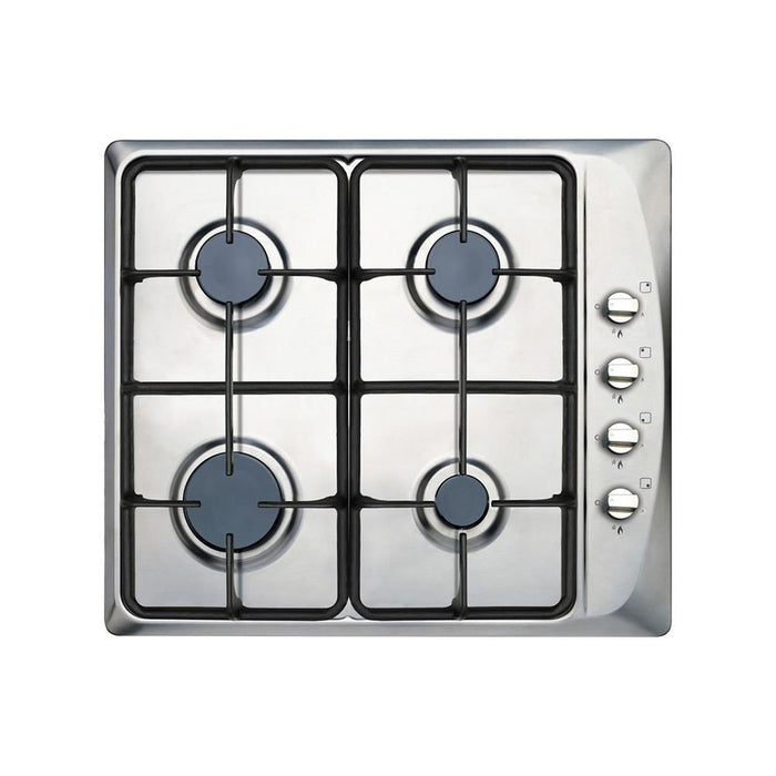 Kitchen Prima 60cm 4 Burner Gas Hob-additional-image-2