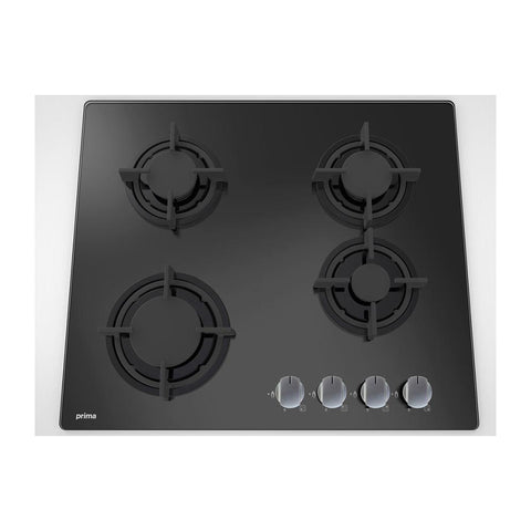 Kitchen Prima+ Gas On Glass Hob