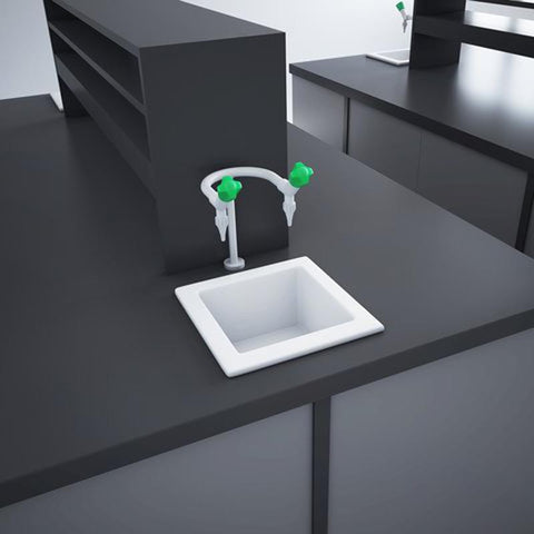 Rak Laboratory Sink 2 - Unbeatable Bathrooms