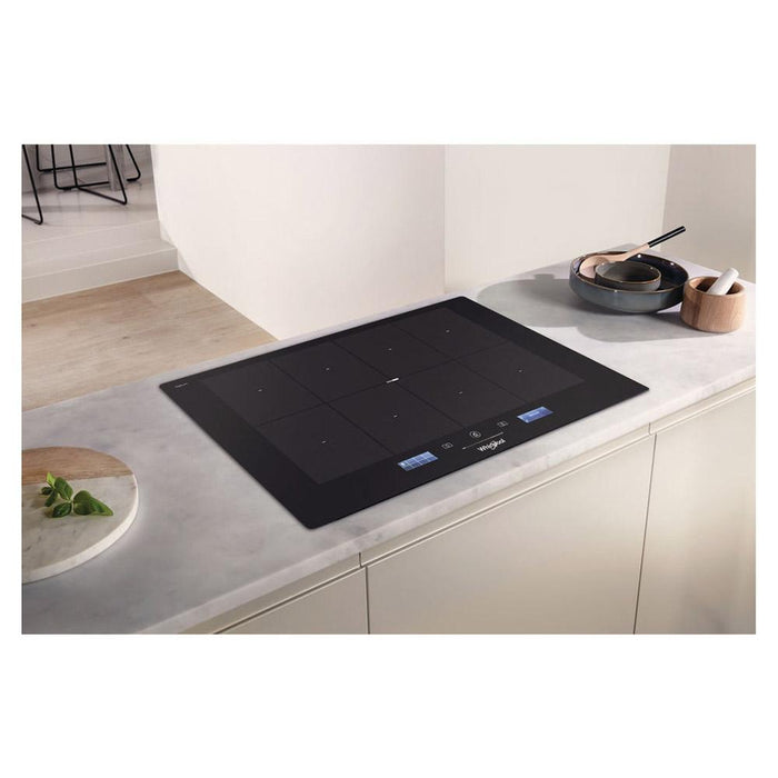 Whirlpool SMP 778 C/NE/IXL 80cm Induction Hob - Black Additional Image 2