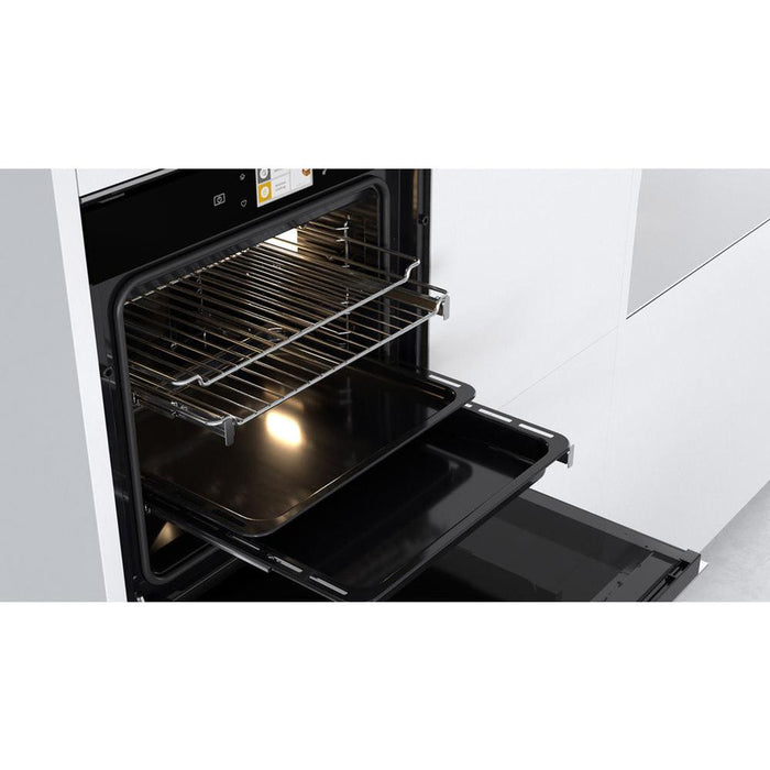 Whirlpool W11I OM1 4MS2 H B/I Single Electric Oven - Black Additional Image 5
