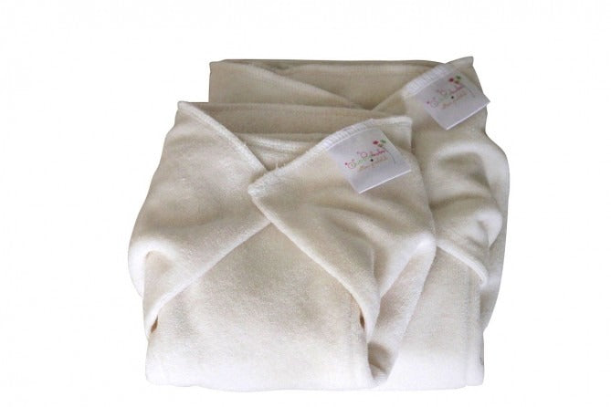 Bamboo Stretch Prefold Nappy