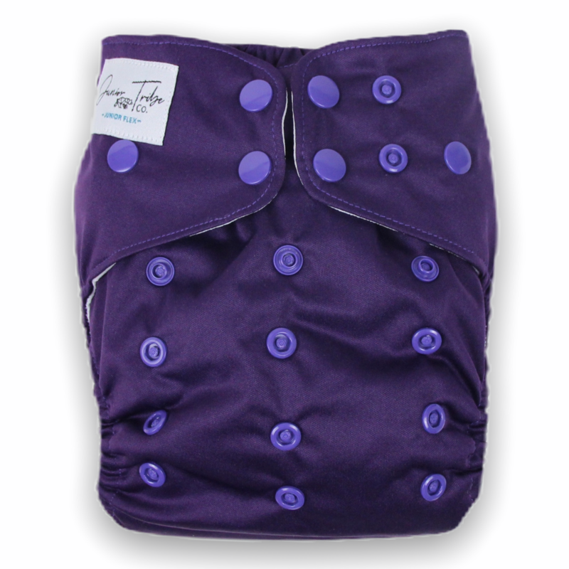 "Nighty Nite AIO Night Nappy (4kg - 16kg) ""Amethyst"""