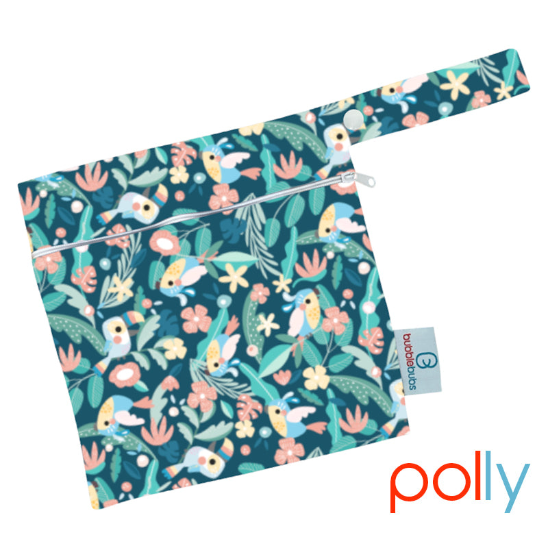 "Mini Wetbag ""Polly"" PUL"