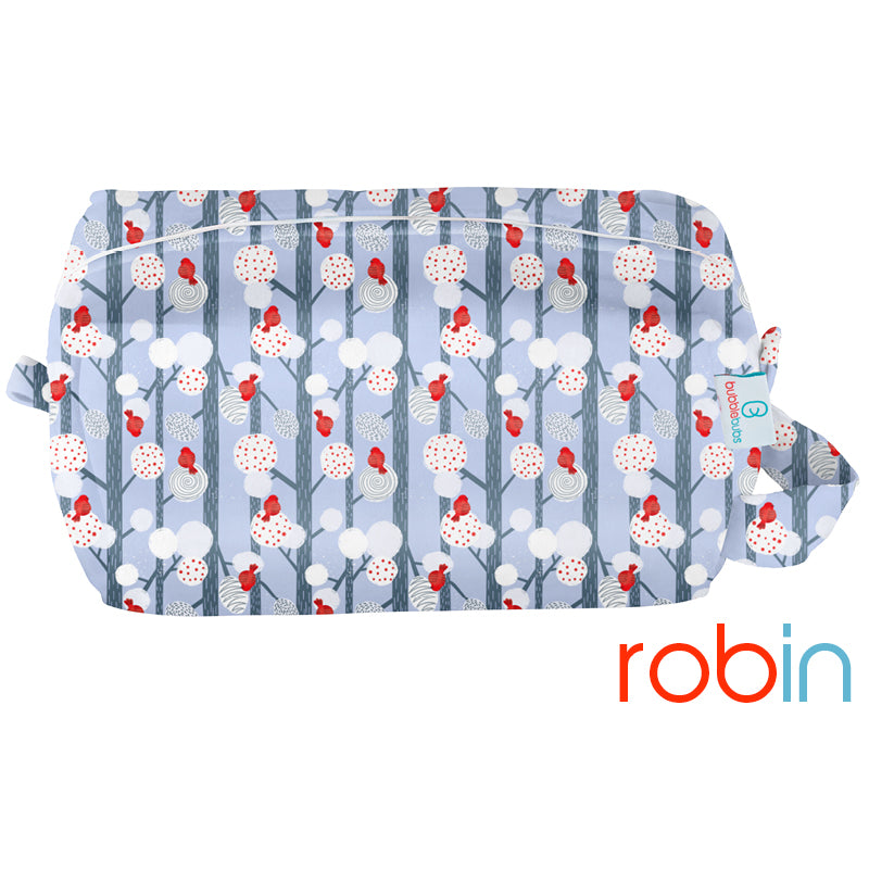 "Candie Pod Wetbag ""Robin"" Minky"