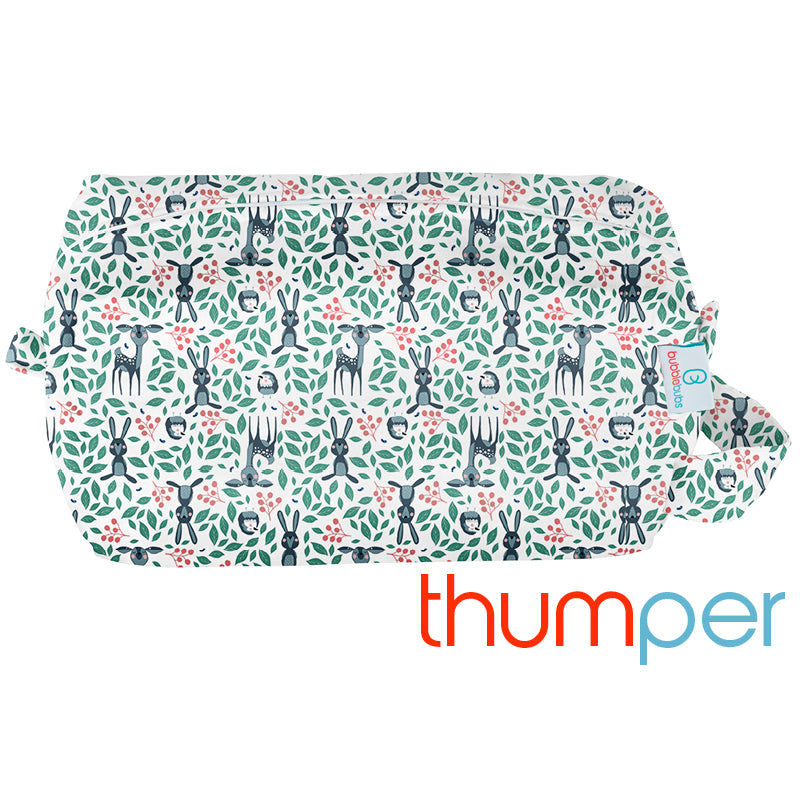 "Candie Pod Wetbag ""Thumper"" Minky"