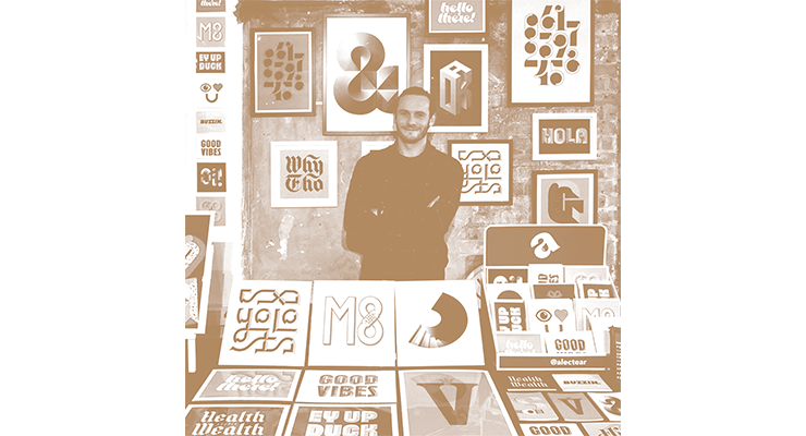 Alec Tear on the design process of his 36 Days of Type series