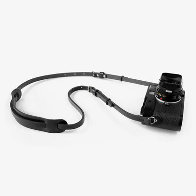 Leather camera strap. Adjustable camera strap. Handmade camera strap. Heritage camera strap