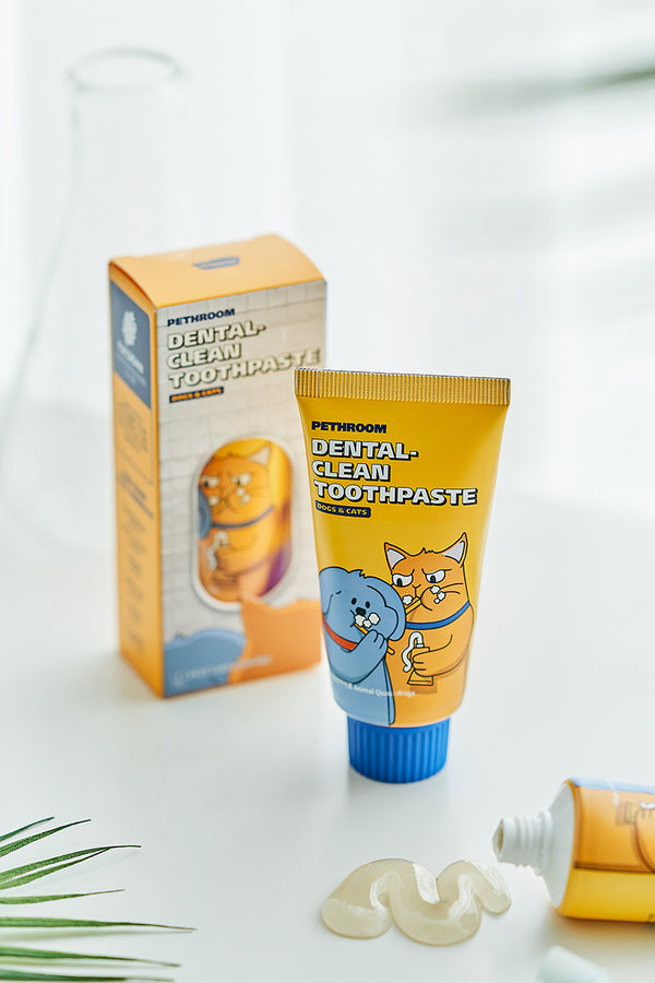 Dental Clean Toothpaste - Pethroom US