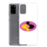 "DoDiWork ""B-Line Passion on White"" - Samsung Case"