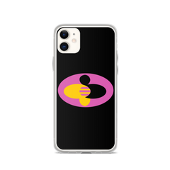 "DoDiWork ""B-Line Passion on Black"" - iPhone Case"