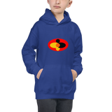"DoDiWork ""B-Line Work"" - Kids Hoodie (Boys & Girls)"