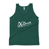 "DoDiWork ""White Print"" - Men's Tank Top"