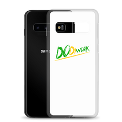 "DoDiWork ""Out Of Many on White"" - Samsung Case"