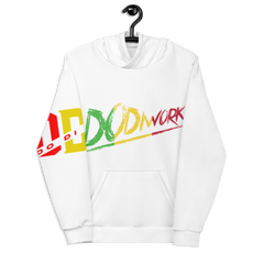"DoDiWork ""Tafari"" - All-Over-Print Pullover Hoodie (Unisex)"