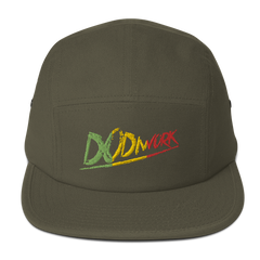 "DoDiWork ""Tafari Stitch"" - Five Panel Cap"