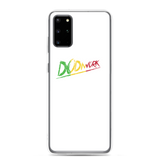 "DoDiWork ""Tafari on White"" - Samsung Case"