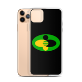 "DoDiWork ""B-Line Prosper on Black"" - iPhone Case"