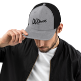 "DoDiWork ""Puff Black Stitch"" - Trucker Cap"