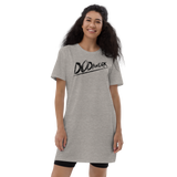 "DoDiWork ""Black Print"" - T-Shirt Dress"