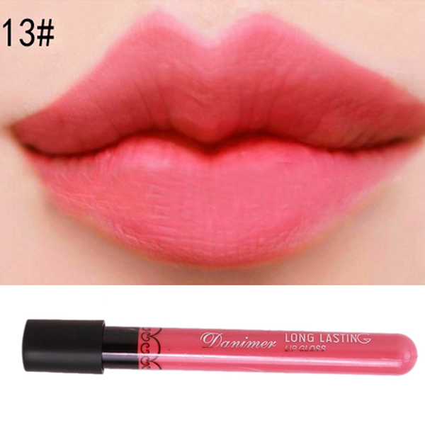 Matte Liquid Lipsticks Bubblegum #13,  - My Make-Up Brush Set, My Make-Up Brush Set  - 7