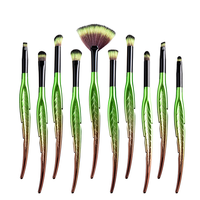 Pure Leaf Brush Set