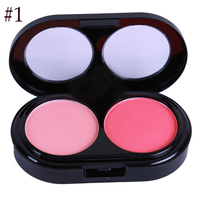 2 Color Blusher ,  - My Make-Up Brush Set, My Make-Up Brush Set  - 1