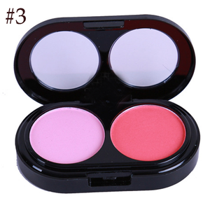2 Color Blusher ,  - My Make-Up Brush Set, My Make-Up Brush Set  - 3