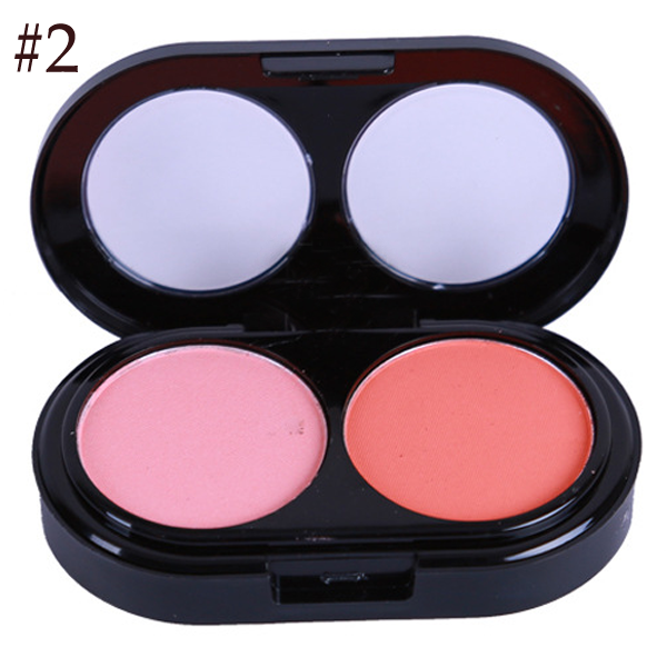 2 Color Blusher ,  - My Make-Up Brush Set, My Make-Up Brush Set  - 2