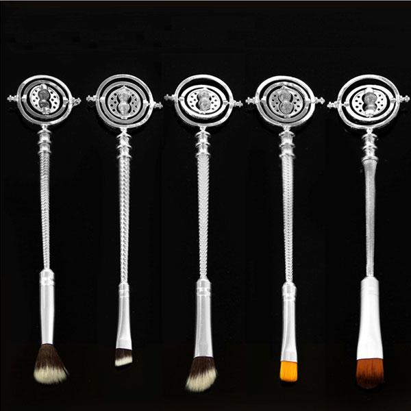 Time Turner Hourglass Inspired Makeup Brush Set
