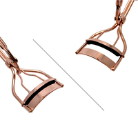 Stylish Rose Gold Lash Curler