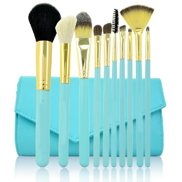10 Pcs Arctic Brush Set , Make Up Brush - My Make-Up Brush Set, My Make-Up Brush Set  - 1