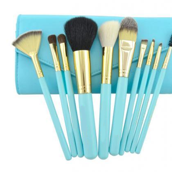10 Pcs Arctic Brush Set , Make Up Brush - My Make-Up Brush Set, My Make-Up Brush Set  - 3