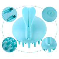 Rejuvenating Scalp Massager