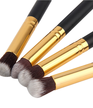 4 Piece Blending Brush ,  - My Make-Up Brush Set, My Make-Up Brush Set  - 4