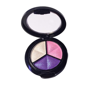 3 Color Shimmer Eye Shadow Trio