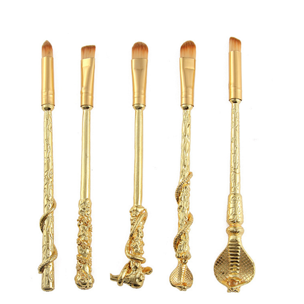 Gold Plated Magic Brush Set [PRE-RELEASE]