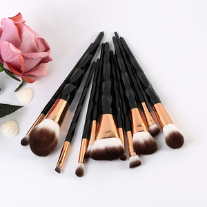 Pro Black Diamond Brush Set