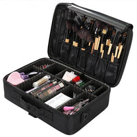 Professional Travel Cosmetics Organizer