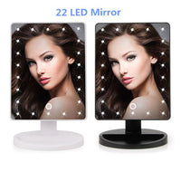 LED Sensor Beauty Mirror