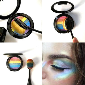 Rainbow Prism Highlighter