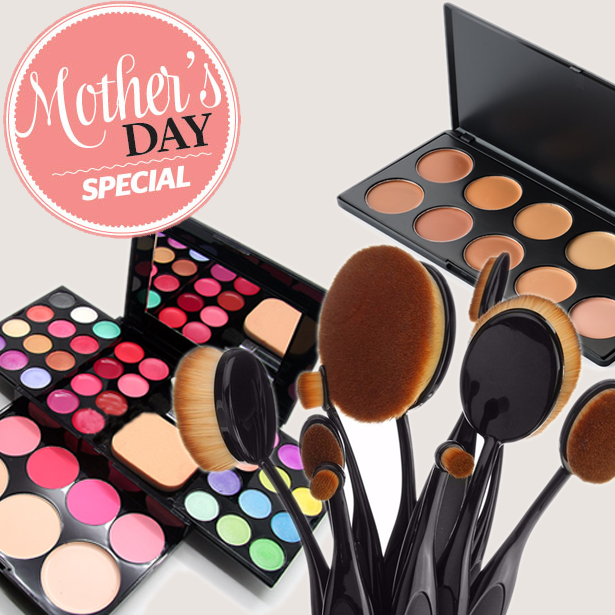 Ultimate 'Spoil-Her' Package ,  - My Make-Up Brush Set, My Make-Up Brush Set  - 1