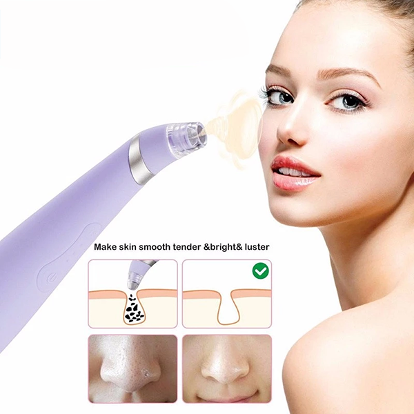 Ultra Black Head Remover with Vacuum cleaner (Electric)