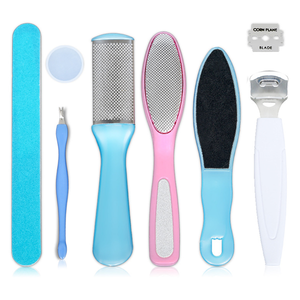 Exfoliating Pedicure Tool Set [PRE-RELEASE] , BODY CARE - My Make-Up Brush Set, My Make-Up Brush Set  - 2