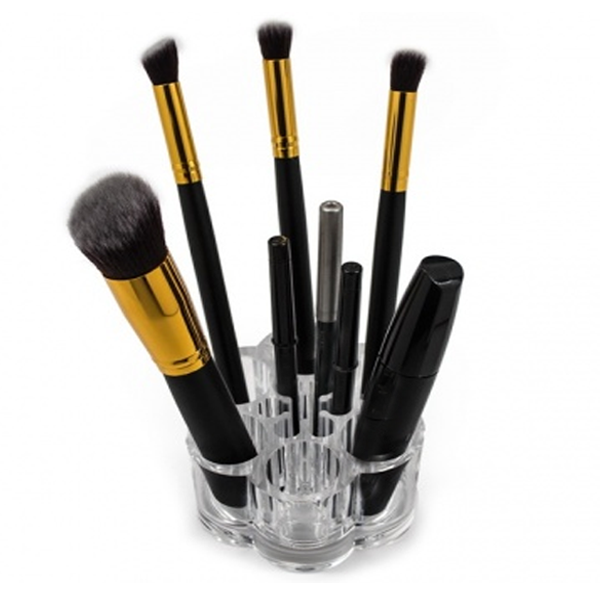 Acrylic Make Up Brush Stand ,  - My Make-Up Brush Set, My Make-Up Brush Set  - 2