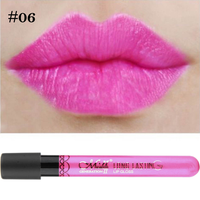 Matte Liquid Lipsticks Electric #06,  - My Make-Up Brush Set, My Make-Up Brush Set  - 6