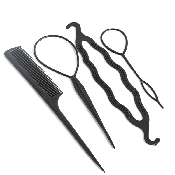 A Pack of Hair Accessories