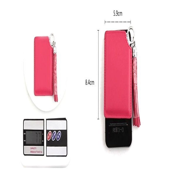 Portable Pink Pocket Mirror ,  - My Make-Up Brush Set, My Make-Up Brush Set  - 5