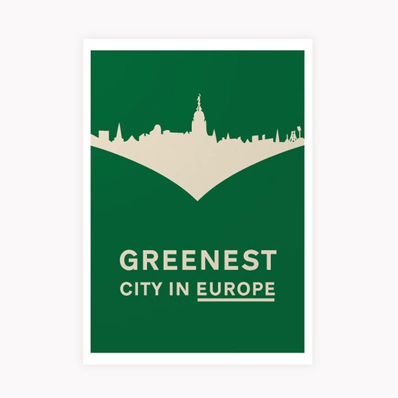 Greenest City - NL Wall Art